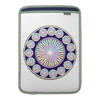 Beauty Mantra - ART101 Chakra Collection MacBook Air Sleeve