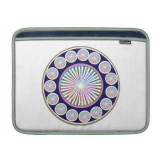 Beauty Mantra - ART101 Chakra Collection MacBook Air Sleeves