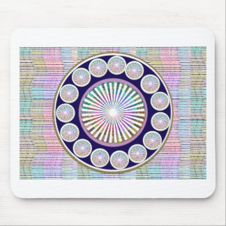 Beauty Mantra - ART101 Chakra Collection Mouse Pads