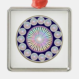Beauty Mantra - ART101 Chakra Collection Christmas Tree Ornaments