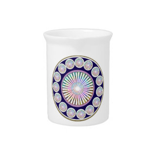 Beauty Mantra - ART101 Chakra Collection Drink Pitchers