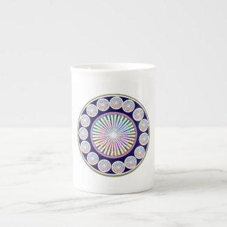 Beauty Mantra - ART101 Chakra Collection Porcelain Mugs