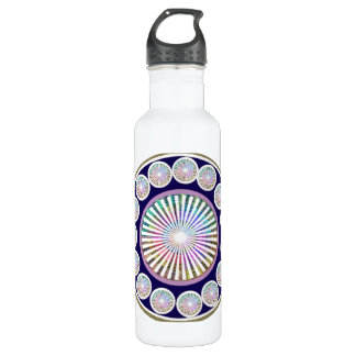 Beauty Mantra - ART101 Chakra Collection Stainless Steel Water Bottle