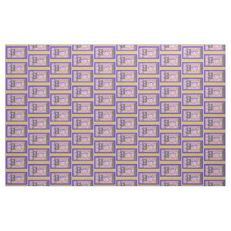 Beauty Medieval Tapestry Rug repeat motif fabric