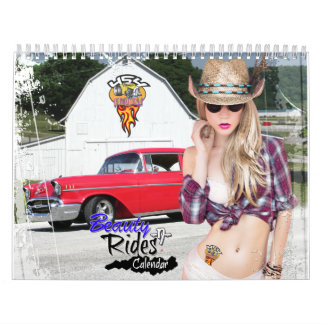 Beauty N Rides Calendar