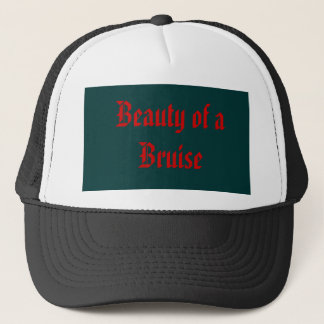 Beauty of a Bruise - Customized Trucker Hat