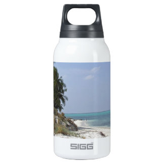 Beauty of an unspoilt coastal beach SIGG thermo 0.3L insulated bottle