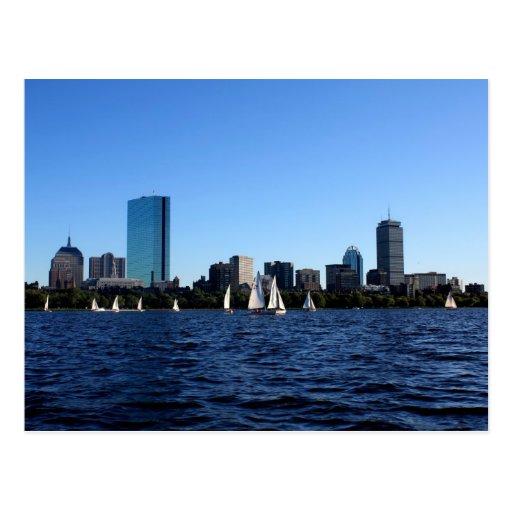 Beauty of Boston Postcard
