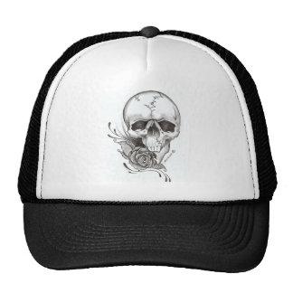 Beauty of Death Mesh Hat