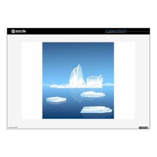 """Beauty of Iceberg Skin For 15"""" Laptop"""