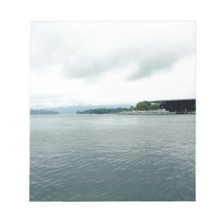 Beauty of Lake Lucerne Notepads