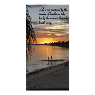 Beauty of Life Card