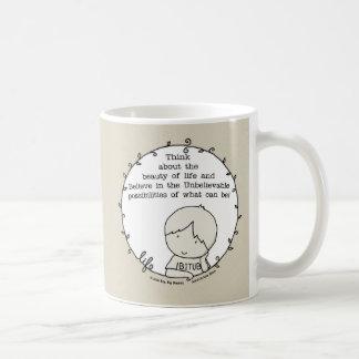 Beauty of Life Coffee Mug