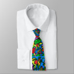 'Beauty Of Mother Nature' Neck Tie