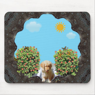 Beauty Of Nature. Mouse Pad