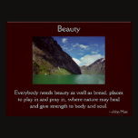 Beauty of Nature Poster