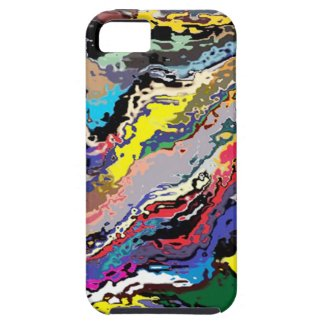 Beauty of Nature : RAGING River iPhone 5 Cases
