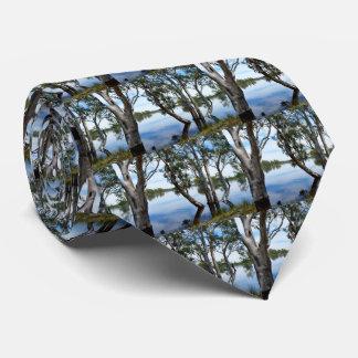 Beauty Of The Gum Trees, Neck Tie