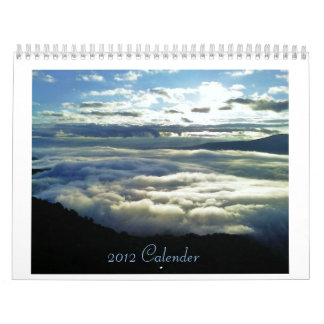 Beauty of the Outdoors Calendar