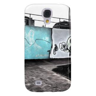 Beauty of wall graffiti samsung galaxy s4 covers