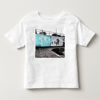 Beauty of wall graffiti tshirt