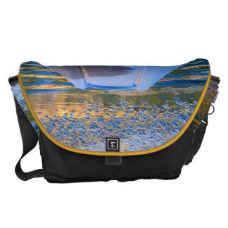 Beauty on Ice Messenger Bag