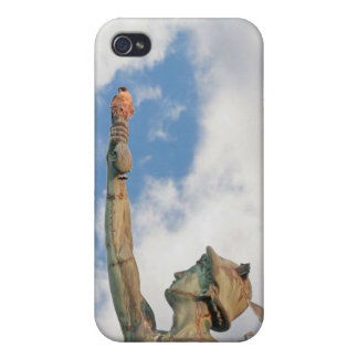 Beauty on Mercury Hard Shell Case for iPhone 4/4S