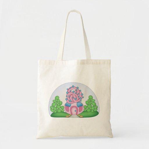 Beauty Parlor Canvas Bags