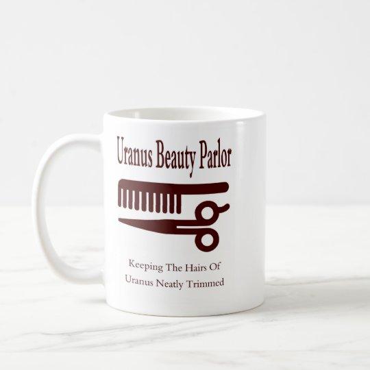 Beauty Parlor Coffee Mug