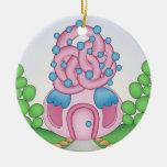 Beauty Parlor Ornaments