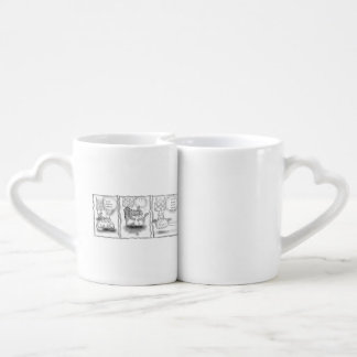 Beauty Parlor Couples Mug