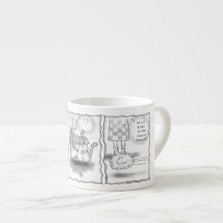 Beauty Parlor Espresso Mugs