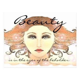 Beauty postcard 2