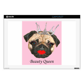 Beauty Queen Decal For Laptop