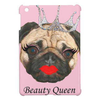 Beauty Queen iPad Mini Cases