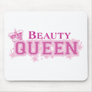 Beauty Queen Mouse Pad