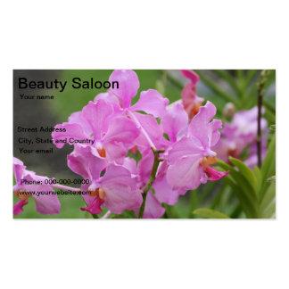 Beauty Salon business card