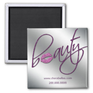 Beauty Salon Fridge Magnet Cosmetology Makeup
