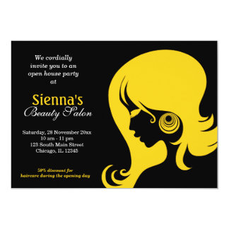 Beauty Salon (Gold) Card