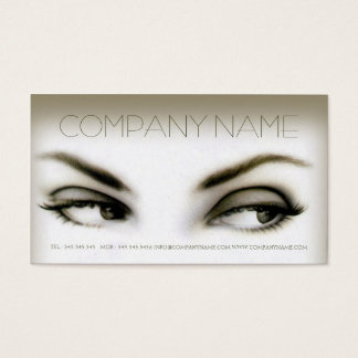 Beauty Salon / Make-up Artist / Hair Stylist Card
