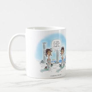 Beauty Secret of the Medusa Coffee Mug