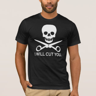 Beauty Shop Pirate_02 T-Shirt