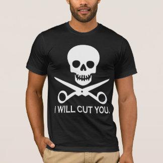 Beauty Shop Pirate_2 T-Shirt