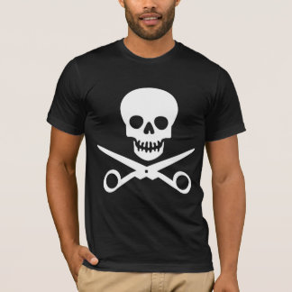 Beauty Shop Pirate_4 T-Shirt