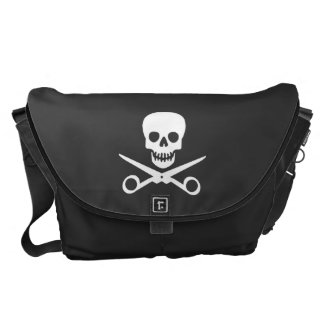 Beauty Shop Pirate_Logo Courier Bags