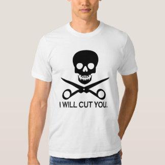 Beauty Shop Pirate T-Shirt