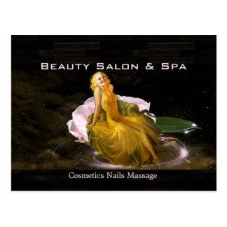 Beauty Spa 1 - Postcard
