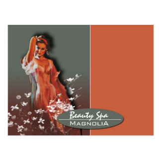 Beauty Spa - Postcard