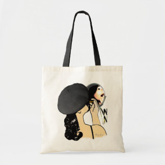 Beauty Spot In Mirror Tote Bag