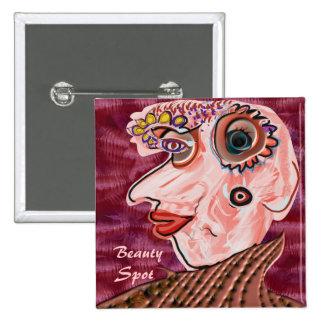 Beauty Spot Pins
